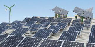 ייצור אנרגיה מתחדשת